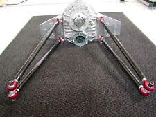 DRAG BOAT V DRIVE 6061 ALUMINUM BRACE KIT FLAT BOTTOM HYDRO