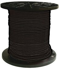 Southwire 500 Ft 8 Gauge Black Stranded CU THHN Single Conductor Electrical Wire