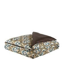 Frette Gently Print Queen Duvet Cover Multi-Color W057