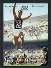Ralph Boston #15 signed autograph auto 1996 Upper Deck Olympic Trading Card