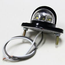 Car LED License Number Plate Light Backup Rear Reverse Tag Lamp Pickup Truck 1pc