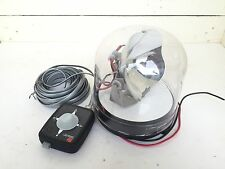 Genuine Federal Signal Part 100w Visibeam 2 II Wired Spotlight Light Lamp 620122