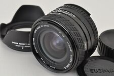 SIGMA SUPER-WIDE II 24mm F2.8 MC MF lens for MINOLTA SR Mount #160906c