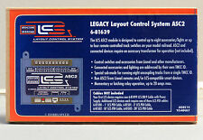 LIONEL LEGACY LAYOUT CONTROL SYSTEM ACCESSORY SWITCH CONTROLLER 2 o 6-81639 NEW