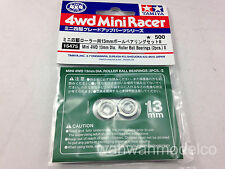 Tamiya 15475 13mm Ball Bearing 2pcs Roller Mini 4WD Car [Japan import] [F/S]
