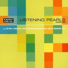 Listening Pearls Vol.1 DE-PHAZZ LEMONGRASS ANIMA SOUND SYSTEM HOMEGROWN LAHR