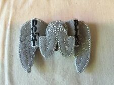 Doctor Who Weeping Angels Don't Blink Felt Inspired Hair Bow Princess Hair Clip