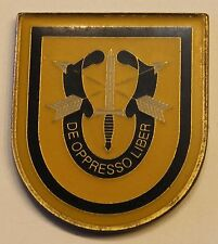 1st Special Forces Gp Airborne 2nd BN B Co Army Challenge Coin