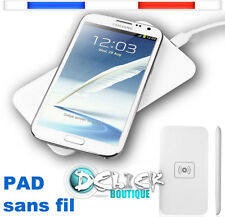 Pad Qi Wireless Chargeur Sans Fil Charger iPhone 5/6 Galaxy S6 S5 S4 Nexus LG G3