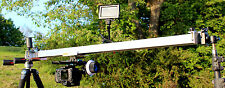 120CM Camera Slider Long for CANON NIKON SONY JVC PANASONIC BMCC 4k etc ***UK***