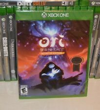 Xbox One 1 Ori and the Blind Forest: Definitive Edition NEW SEALED Region Free