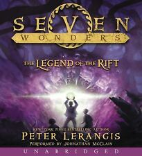 Seven Wonders: Seven Wonders Book 5: the Legend of the Rift CD 5 by Peter...