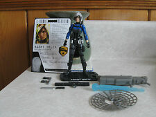 GI Joe Rise of Cobra RoC Agent Helix Custom Hasbro 2009 Complete