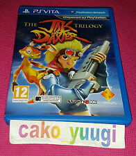THE JAK AND DAXTER TRILOGY PS VITA TRES BON ETAT VERSION 100% FRANCAISE