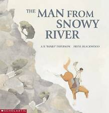 Banjo Paterson THE MAN FROM SNOWY RIVER  NEW PAPERBACK