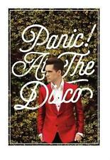 PANIC AT THE DISCO ~ RED JACKET 24x36 MUSIC POSTER Brendon Urie NEW/ROLLED!