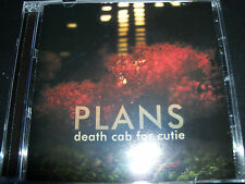 Death Cab For Cutie – Plans (AUstralia) CD Like New