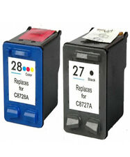 Non-OEM Use For HP 27 28 Deskjet 3848 5150 5160 Ink Cartridges