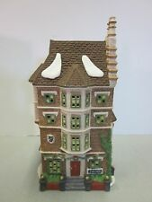 Dept 56 Dickens Village Nephew Fred's Flat New #55573