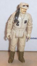 1981 Kenner Star Wars ESB Empire Strikes Back Hoth Rebel Commander action figure