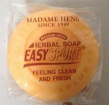 1 X 150 G. MADAME HENG HERBAL SOAP EASY SPORT FEELING CLEAN AND FRESH