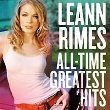 LEANN RIMES ALL TIME GREATEST HITS CD NEW