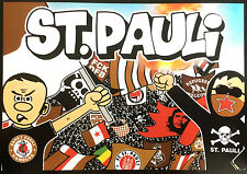 Nuevo * Special ultra 'st. Pauli pegatina/sticker * USP * fcsp * fc st. Pauli