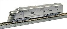 Kato E5A Burlington C.B. and Q Loco N scale 176-5401 EMD Road # 9910A