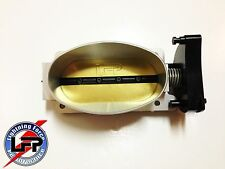 LFP BIG MOUTH SINGLE BLADE THROTTLE BODY 99-04 FORD F-150 SVT LIGHTNING  SILVER