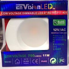 "LOW VOLTAGE DIMMABLE LED 4"" RETROFIT 3000K"