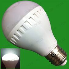 6W R63 LED Low Energy Reflector 6500K White Spot Light Bulb Screw ES E27 Lamp