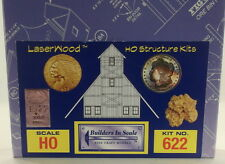 "HO HOn3 CRAFTSMAN BUILDERS IN SCALE""J&J PYRITE MINE KIT"" #622 NEW UNSTARTED"