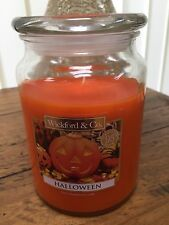 Halloween Fruity Fragranced Luxury Jar Candle By Wickford & Co