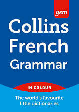Collins GEM French Grammar by Collins Dictionaries (Paperback, 2006)