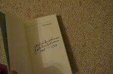 GODEHARD SCHRAMM signed Autogramm Buch WANDERER PHANTASIE signiert
