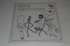 Rope Activities~Melody House Recordings MH-64~Children's Jump Rope Record