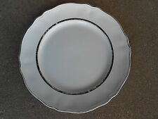 "Alfred Meakin PERFECTION GOLD 10"" Dinner Plate Traditional Ironstone England"