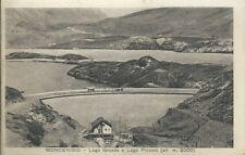 Moncenisio -  Lago Grande e Lago Piccolo - Viaggiata 1927