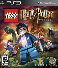 LEGO Harry Potter: Years 5-7 - Playstation 3 Game