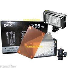 Genuine F&V HDV-Z96 96 LED Light For Canon EOS 5D II 7D 550D DV