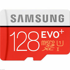 New 128gb*EVO PLUS Micro SD SDHC SDXC 80MB/s UHS-I Class10 TF Card