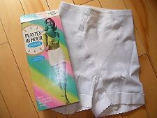 1960 Girdle Vintage PLAYTEX 18 HOUR #2692 Long Leg Corset Lingerie Unworn w/ Box