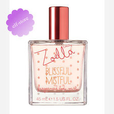 ZOELLA Blissful Mistful Fragranced Body Mist Fragrance Spray 45ml Christmas Gift