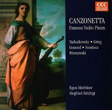 Fibich/Grieg - Famous Violin Pieces [CD New]