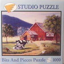 APPLE BARN BY MARIANNE CAROSELLI (Complete) BITS AND PIECES STUDIO PUZZLE