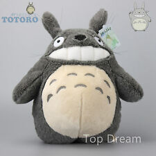 STUDIO GHIBLI My Neighbor Totoro Grin TOTORO Plush Doll Soft Toy 15'' Kids Gift