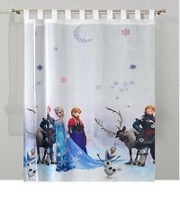 Luxury Disney FROZEN Net Curtain  Top top 150CM X 157CM