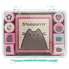 Official Retro Style Pusheen the Cat  Stamper Set