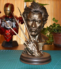 "X-Men Wolverine Logan 12"" Bust Figure Statue Toy Avengers Limited Collectibles"