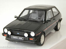 1/18 FORD FIESTA XR2 MKI MK1 OTTO (BLACK) OT136 VERY RARE LIMITED EDITION